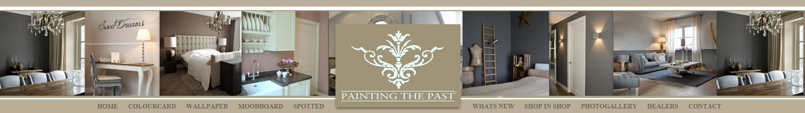 painting the past verf